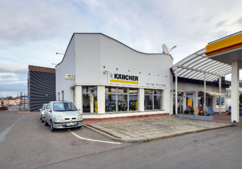 Servis KÄRCHER CENTER D & V Opava