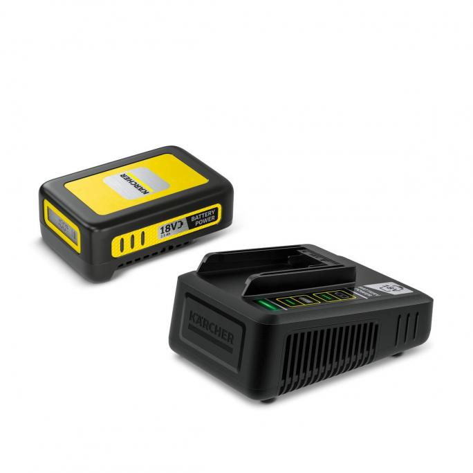 Kärcher Starter Kit Battery Power 18/25 2.445-062.0